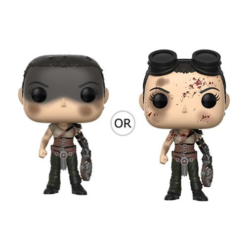 Mad Max: Fury Road Furiosa Pop! Vinyl Figure