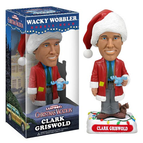 National Lampoon's Christmas Vacation Clark Bobble Head