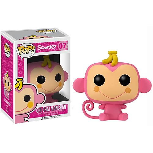 Hello Kitty Chi Chai Monchan Pop! Vinyl Figure