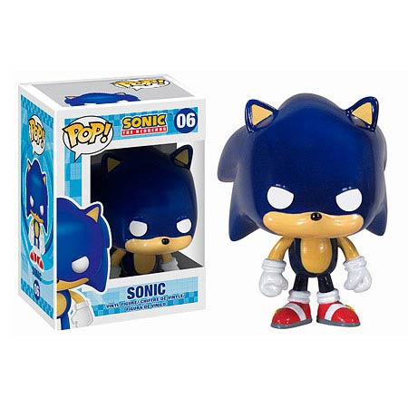 Sonic the Hedgehog Sonic Pop! Vinyl Figure