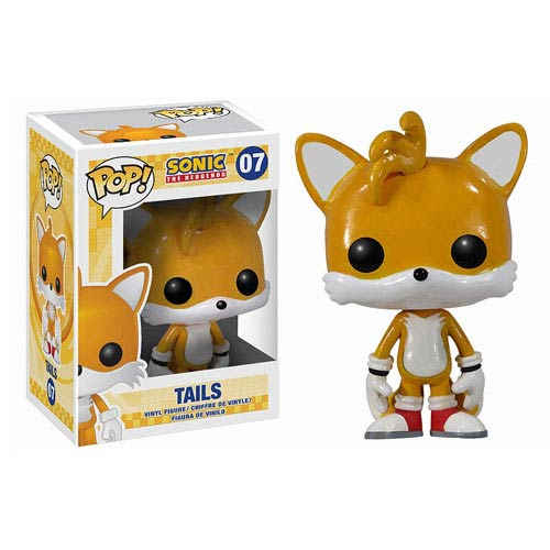 Sonic the Hedgehog Tails Pop! Vinyl Figure