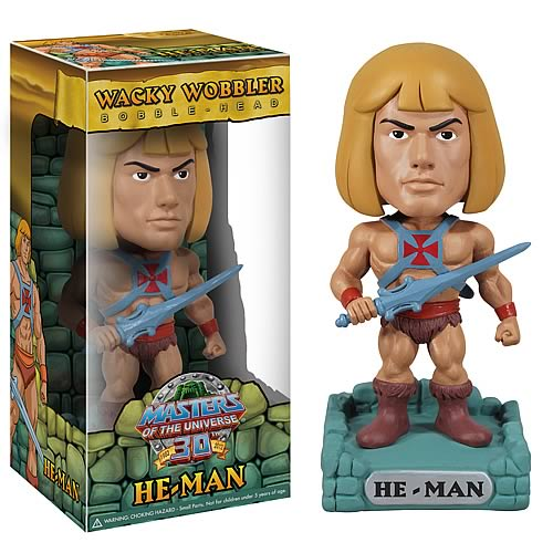 He-Man and the Masters of the Universe He-Man Bobble Head