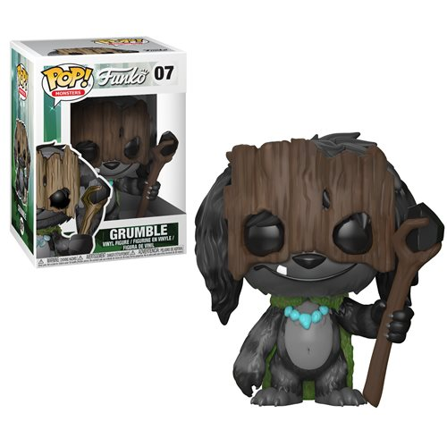 Wetmore Forest Grumble Pop! Vinyl Figure
