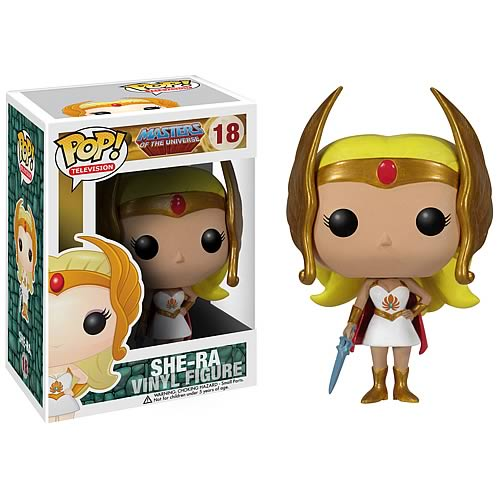 Masters of the Universe She-Ra Pop! Vinyl Figure