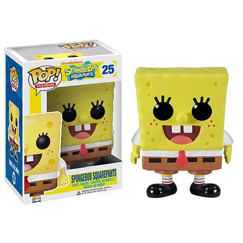 SpongeBob SquarePants Pop! Vinyl Figure