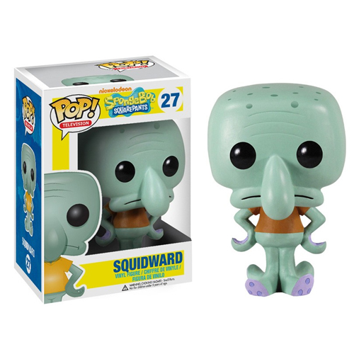 SpongeBob SquarePants Squidward Tentacles Pop! Vinyl Figure