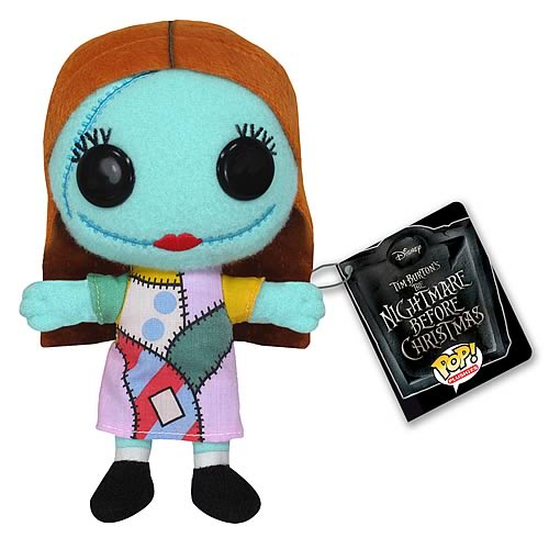 Nightmare Before Christmas Sally Pop! Plush