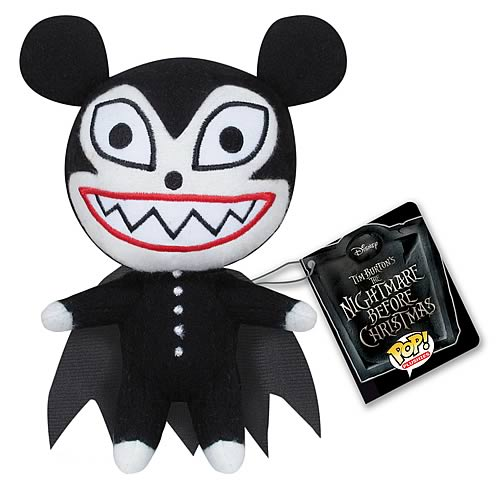 Nightmare Before Christmas Vampire Teddy Bear Pop! Plush