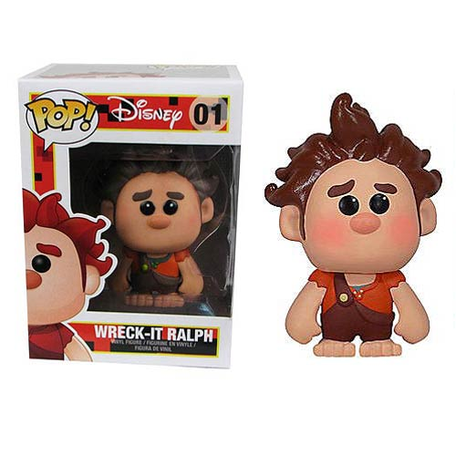 Wreck It Ralph Disney Pop Vinyl Figure Funko Wreck It