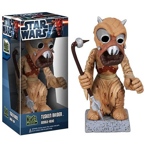 Tusken Mummy Monster Mash-Ups Mini Star Wars Bobble Head