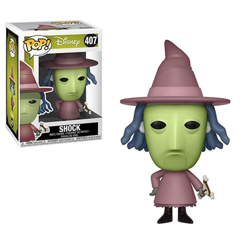 The Nightmare Before Christmas Shock Pop! Vinyl Figure