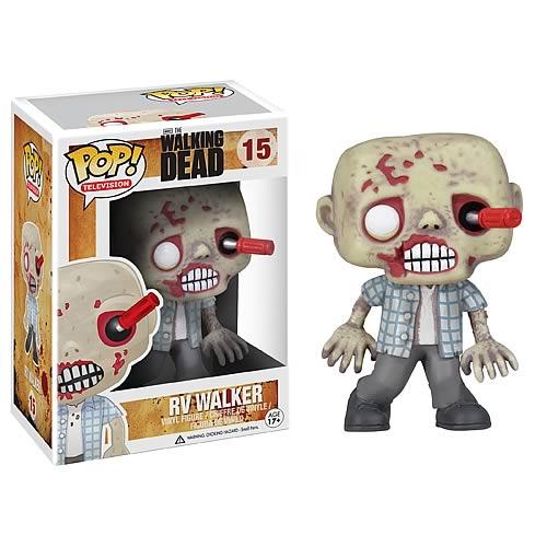 Risultati immagini per zombie twd pop