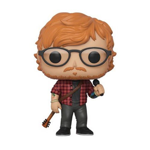 Ed Sheeran Pop! Vinyl Figure
