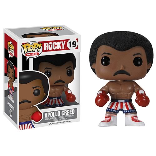 Rocky Apollo Creed Pop! Vinyl Figure
