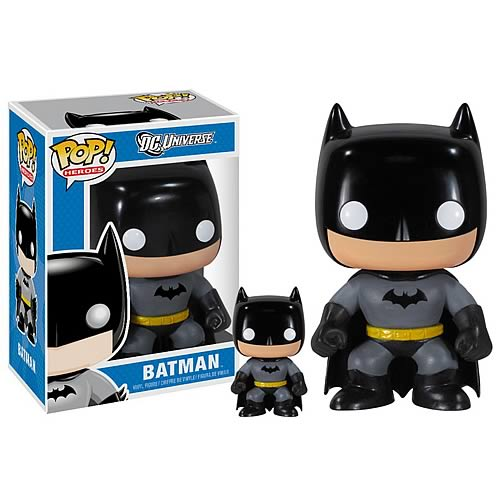 Batman 9-Inch Pop! Vinyl Figure