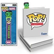 Incredible Hulk Mini-Pop! 3-D Bookmark