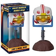 Star Wars Angry Birds X Wing Bird Bobble Head