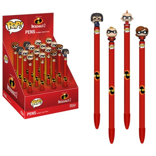 Incredibles 2 Pop! Pen Display Case