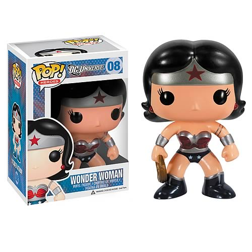 Wonder Woman New 52 Previews Exclusive Pop! Vinyl Figure