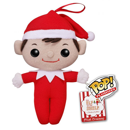 The Elf on the Shelf Pop! Plush
