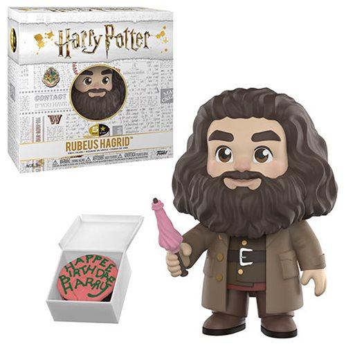 Harry Potter Rubeus Hagrid 5 Star Vinyl Figure