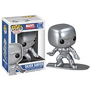 Silver Surfer Marvel Pop! Vinyl Bobble Head