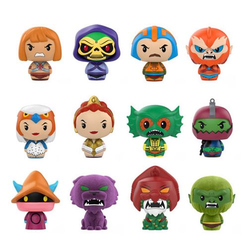 Masters of the Universe Pint Size Heroes Display Case