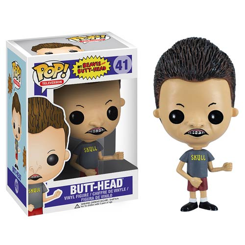 Beavis and Butt-Head Butt-Head Pop! Vinyl Figure