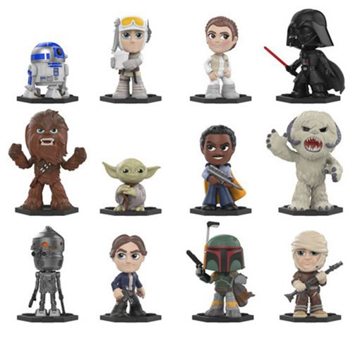 Star Wars Empire Strikes Back Mystery Minis Random 4-Pack