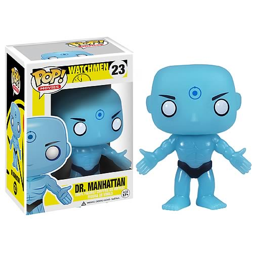 Watchmen Dr. Manhattan Pop! Vinyl Figure