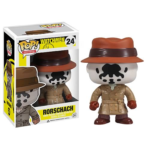 Watchmen Rorschach Pop! Vinyl Figure