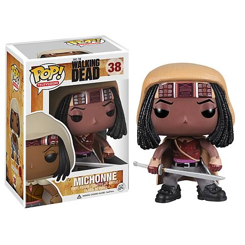 Walking Dead Michonne Pop! Vinyl Figure