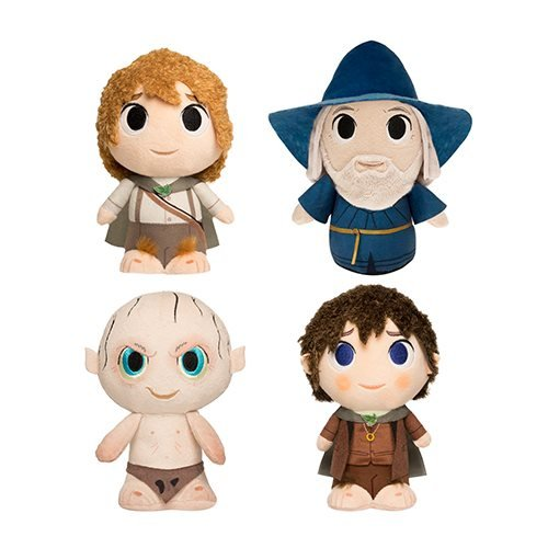 Lord of the Rings SuperCute Plush Display Case
