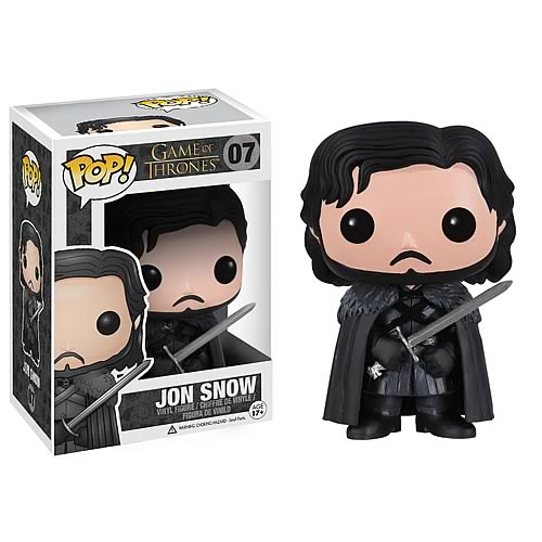 Game of Thrones Jon Snow Pop! Vinyl Figure