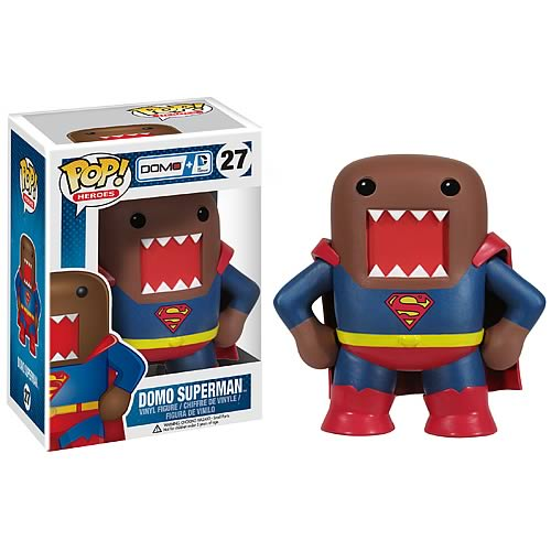 Superman Domo DC Heroes Pop! Vinyl Figure