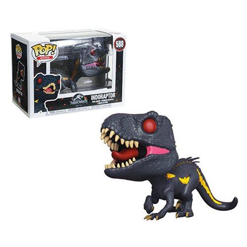 Jurassic World: Fallen Kingdom Indoraptor Pop! Vinyl Figure #588