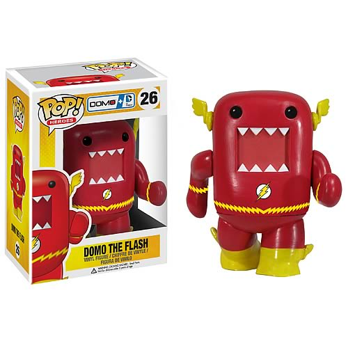 Flash Domo DC Heroes Pop! Vinyl Figure