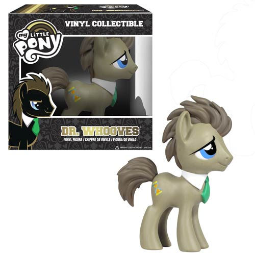 My Little Pony Friendship Is Magic Dr. Whooves Vinyl Figure