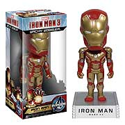 Iron Man 3 Movie Iron Man 7-Inch Bobble Head