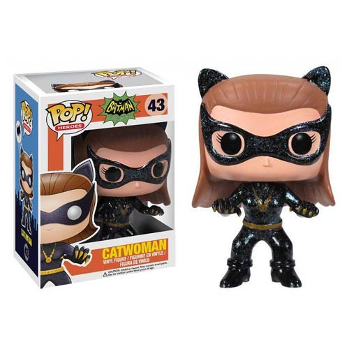 Batman 1966 TV Series Catwoman Pop! Vinyl Figure