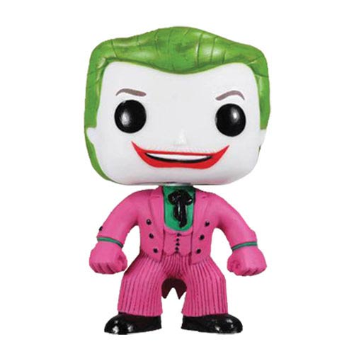 Batman 1966 TV Series The Joker Pop! Vinyl Figure