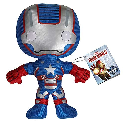 Iron Man 3 Movie Iron Patriot Pop! Plush
