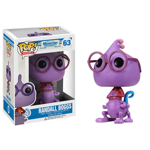 Monsters University Randall Boggs Disney Pop! Vinyl Figure
