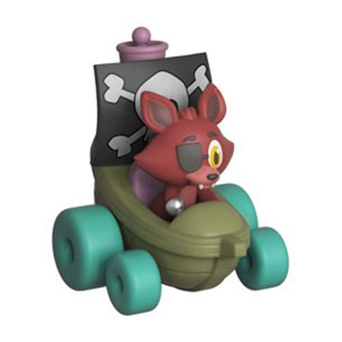 Five Nights at Freddy's Foxy the Pirate Super Racer