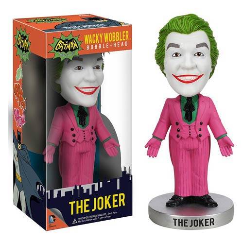 Batman 1966 TV Series The Joker Bobble Head