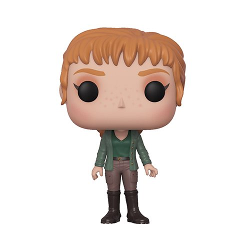 Jurassic World: Fallen Kingdom Claire Pop! Vinyl Figure
