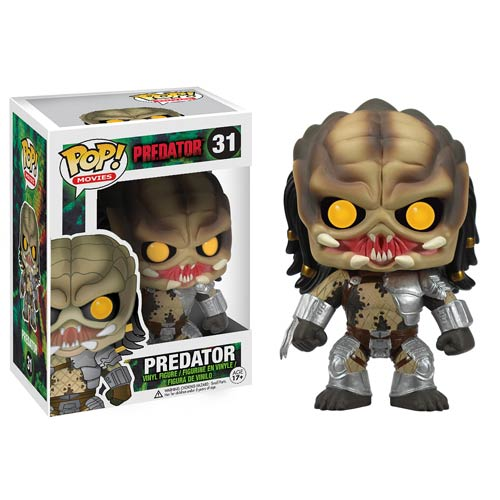 Alien vs. Predator Predator Pop! Vinyl Figure