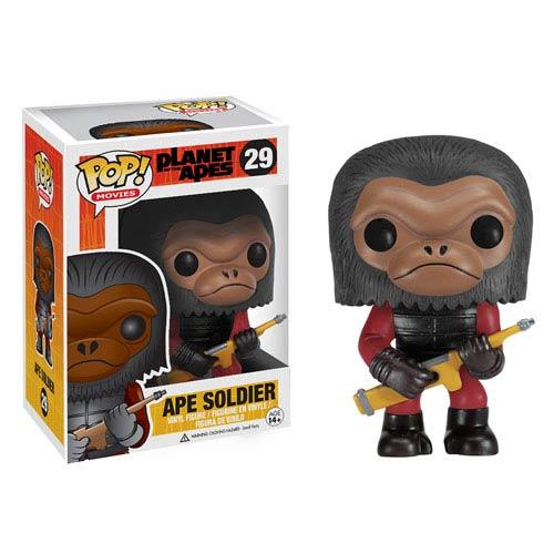 Planet of the Apes Ape Soldier Pop! Vinyl Figure