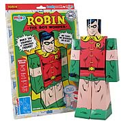 Batman Robin Kookycraft Papercraft