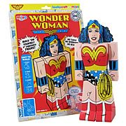 Wonder Woman Kookycraft Papercraft